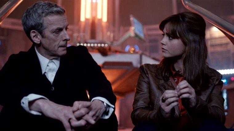 doktor who clara twelve